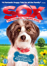 SOX - THE MAGICAL TALKING DOG - DVD - REGION 2 UK