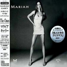 SEXY -- MARIAH CAREY - The Ones (+4) - Japan CD-Issue/with OBI/POP