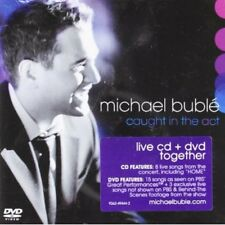 Michael Bublé - Caught in the Act [New CD] With DVD