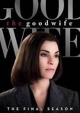 The Good Wife: The Final Season (DVD, 2016, 6-Disc Set)
