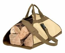 PyleSports Patio Log Rack Carrier 40''Lx25''Opened Shoulder Strap 55'' Extended