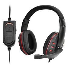 Luxury Universal Wird Gaming Headset Headphone with MIC For Sony PlayStation PS4