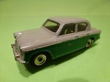 DINKY TOYS 169 SINGER GAZELLE - GREEN GREY  - RARE - VERY GOOD CONDITION
