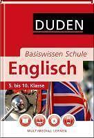 Knapp, Dagmar - Duden. Basiswissen Schule. Englisch: 5. bis 10. Klasse