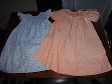 Girls size 4/4t Rosalina /Amanda remembered /Boutique dress lot/Fish/Flowers