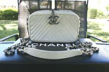 Chanel Coco Boy Leather petite Mini Camera Bag Rare and Limited
