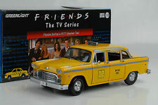 Movie TV Friends Phoebe Buffays 1977 Checker Taxi 1:18 Greenlight
