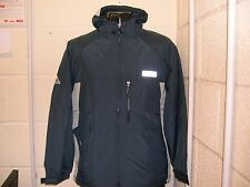 Le Coq Sportif Crombie Hooded Jacket Size UK Small Mens