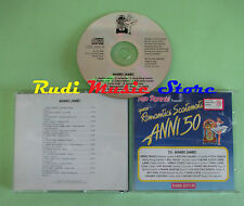 CD ROMANTICI SCATENATI 50 2A MAMBO JAMBO compilation 1994 HALEY PUENTE (C27)