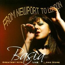 NEW - From Newport To London Greatest Hits Live...And More by Basia