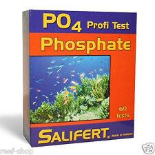 Salifert Phosphate Test Kit PO4 Aquarium Water Test Kit FREE USA SHIPPING!