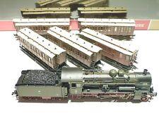 Fleischmann K.P.E.V. 6teil. Set preußischer Personenzug 481501 NEU OVP