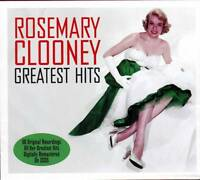 ROSEMARY CLOONEY - GREATEST HITS - 50 ORIGINAL RECORDINGS (NEW SEALED 2CD)