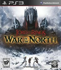 NEW The Lord of the Rings: War in the North  (Sony Playstation 3, 2011)