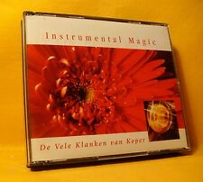 CD Reader's Digest Instrumental Magic 62TR 2003 (3XCD) The Many Sounds Of Copper