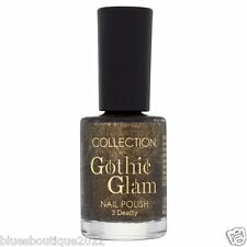 Collection 2000 Gothic Glam Nail Polish 3 Deadly 12ml *Goth*