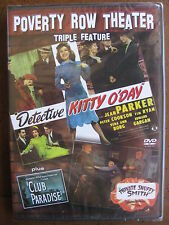 POVERY ROW THEATER TRIPLE FEATURE COLLECTION: MONOGRAM PICTURES - BRAND NEW!!!