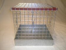 New Unique Single Rabbit /chicken/guinea pig Transport cage Rabbit Transport