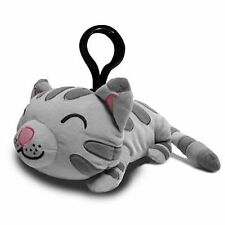"THE BIG BANG THEORY Soft Kitty Backpack Clip Keyring 4"" Mini Plush  / NEW!"