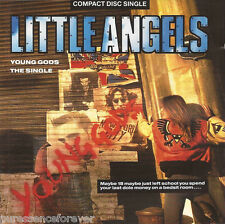 LITTLE ANGELS - Young Gods (UK Ltd Ed 3 Trk CD Single)