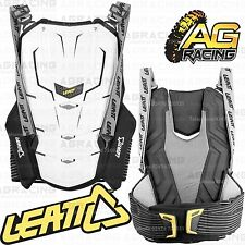 Leatt Adult Adventure Back Protector Back Body Armour White Large Extra Large XL