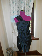 Stunning  All Saints Jelan Dress  Black Size 10 (8) Excellent Condition