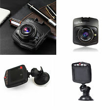 HD 1080P MOV Sensor Dash Cam Recorder Car DVR Vehicle Camera Night Vision Black