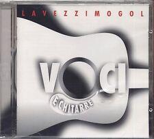 MARIO LAVEZZI MOGOL - Voci e chitarre - CD 1997 SIGILLATO SEALED
