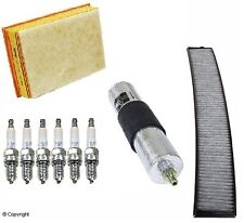 Tune Up Kit Filters Air,Gas & Cabin Filter Spark Plugs BMW E46 M3 2001 to 2006