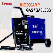 New MARS 200Amp MIG/MAG Welder  GAS & GASLESS
