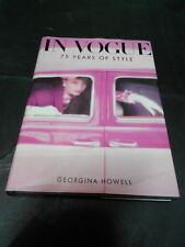 IN VOGUE - 75 YEARS OF STYLE HARDCOVER BOOK