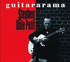 Stephen Dale Petit - Guitararama [Digipak] (NEW & SEALED CD)
