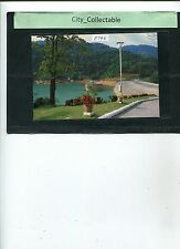 P793 # MALAYSIA USED PICTURE POST CARD * AYER ITAM DAM, PENANG