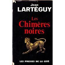 LES CHIMERES NOIRES de Jean LARTEGUY Mission armée CONGO KATANGA KOLWEZI 1963 EO