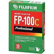 FujiFilm Fuji FP100C Instant Color 10 Exposure - 5 Packs total 50 Pix LOW PRICE