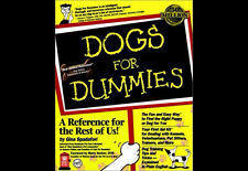 Dogs For Dummies Spadofori, Gina Illustrated Free Shipping