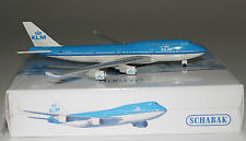 Schabak / Schuco Boeing 747-406SCD KLM Royal Dutch Airlines PH-BFI in 1:600