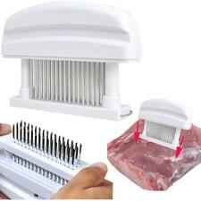 48 Sharp Stainless Steel Blade Knives Meat Tenderizer Kitchen Tool chef cook NEW