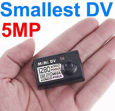 New The Smallest Mini HD Spy Digital DV Webcam Camera Video Recorder Camcorder