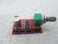 PAM8406 5Wx2 Digital Speaker Amplifier Board with Volume Potentiometer DC 3-5.5V