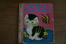 le petit chat timide, 1951  TENGGREN GUSTAVE, SCHURR CATHLEEN