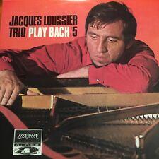 JACQUES LOUSSIER TRIO - Play Bach Number 5 - Vinyl LP