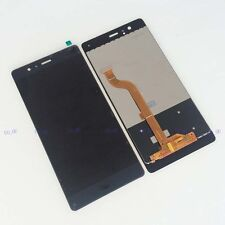 Black LCD Display Touch Screen digitizer Assembly For Huawei P9 EVA-L09 L19 NEW