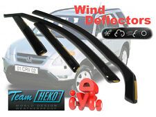 Honda CR-V 2001-2006 5 Doors Wind Deflectors 4 pcs HEKO (17117)