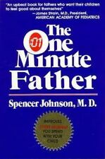 The One Minute Father, Spencer Johnson, 0688022510, Book, Acceptable