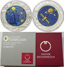 25 Euro Niob 2015 - Österreich - Kosmologie