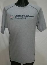 TEAM UNITED STATES OLYMPIC COMMITTEE London 2012 T Shirt Size Medium NEW