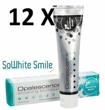 12x Opalescence Sensitivity Reliefl Whitening Toothpaste Mint 133 g (4.7 oz)