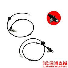 2x ABS Sensor abssensor ABS-Sensor hinten Mazda Premacy CP 1.8 1.9 2.0 2003 04