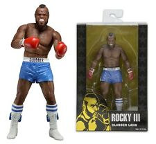 Rocky III Clubber Lang in Blue Trunks Series 1 Action Figure NECA